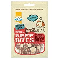 Good Boy Deli Bites Beef 65g Foods - Dog - Treats Pre-Pack