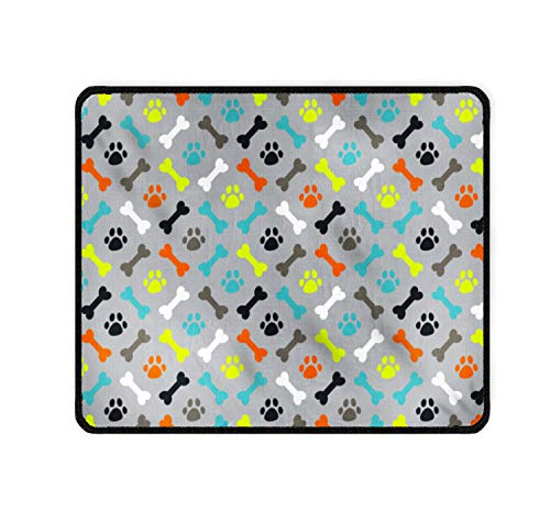 The open living Comfy Pet Mat   50x60 Waterproof Litter Mat Dog Paw Cleaner Works for Cats, Rabbit, or Any Other Pet   Can be Used As A Food Rug, Litter Pad, Carpet Or A Doormat