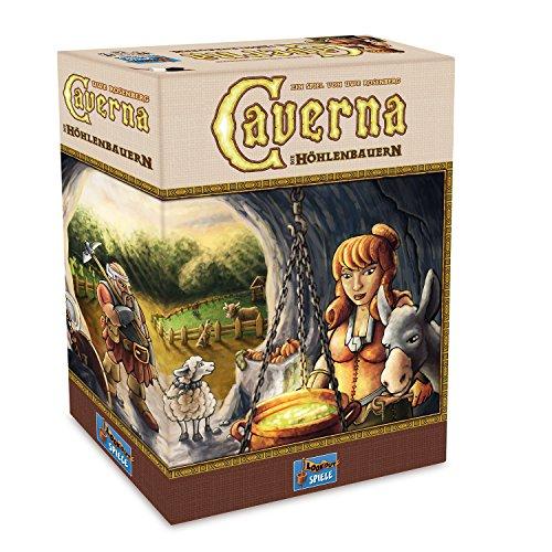 Lookout Games Caverna 22160070 – Juego de conocimientos de Uwe Rosenberg