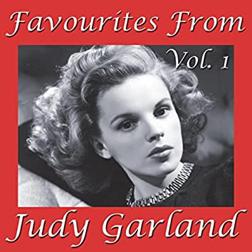 Favourites From Judy Garland, Vol. 1