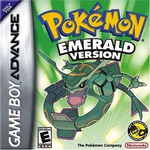 Pokemon - Smaragd Edition