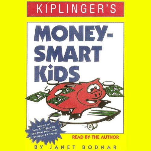 Kiplinger's Money-Smart Kids audiobook cover art