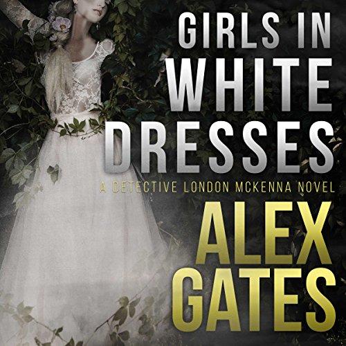 Girls in White Dresses audiobook cover art