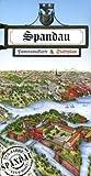 Potsdam Panoramakarte & Stadtplan 1 : 10 000