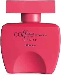 Coffee Woman Sense Desodorante Colônia, 100ml