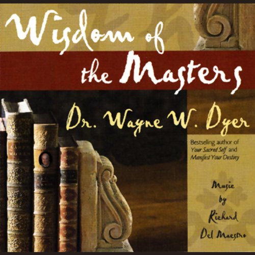 Couverture de Wisdom of the Masters