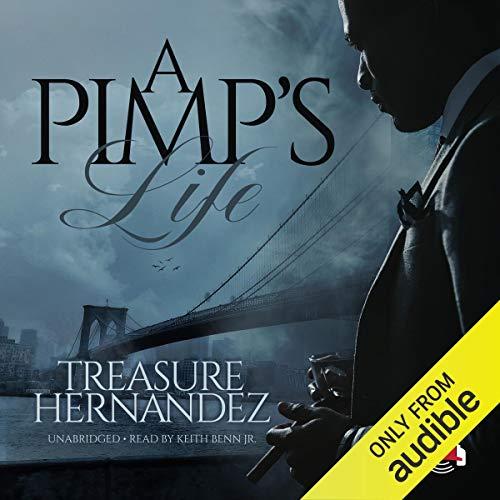 A Pimp's Life audiobook cover art