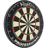 Kings Dart Profi-Dartscheibe   Sisal   0,7 mm Spider-Feldbegenzung   45 cm