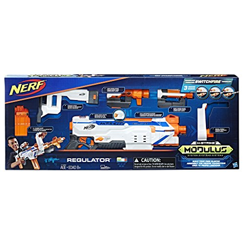 Nerf - Modulus Regulator (Hasbro C1294EU4)