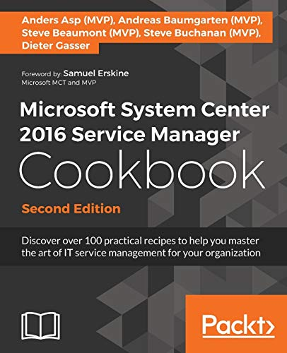 systems center service manager - 1
