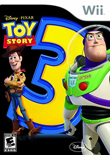 Toy Story 3 - Nintendo Wii