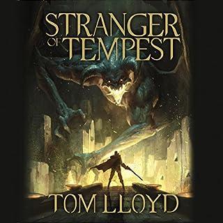 Stranger of Tempest audiobook cover art