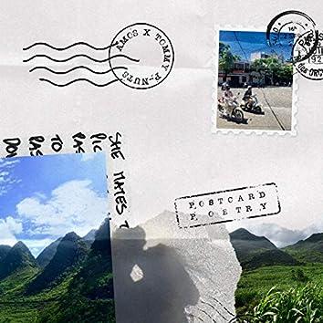 Postcard Poetry