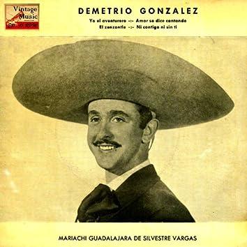 """Vintage México Nº 108 - EPs Collectors """"Yo Soy El Aventurero"""""""