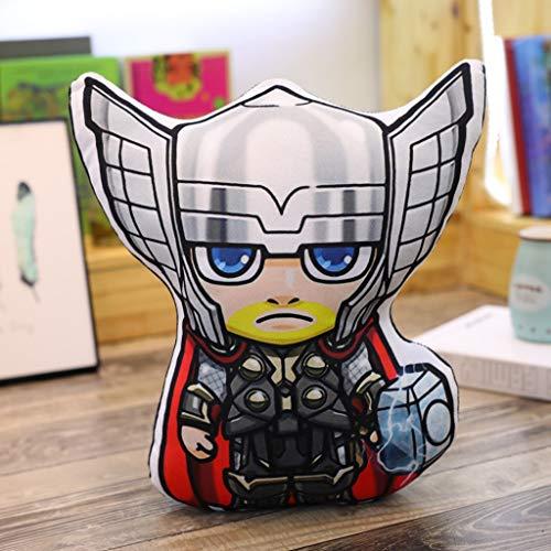 Cojín con forma de Thor