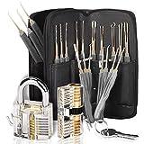 Professional 24 PCS Set Training Kit with Lock (Gary 2 Lock)