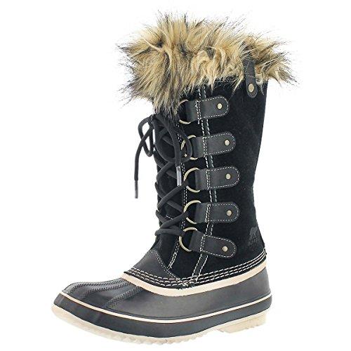 Sorel Women's Joan Of Arctic NL1540 Boot,Black,7 M
