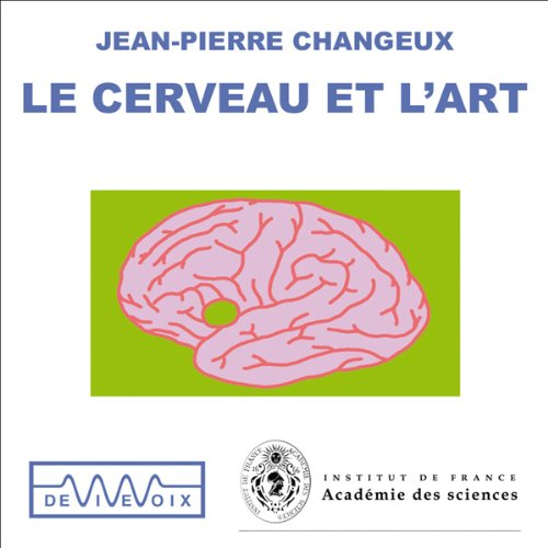 Le cerveau et l'art audiobook cover art