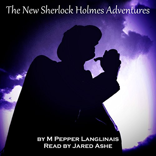 New Sherlock Holmes Adventures (Three Book Series) cover art