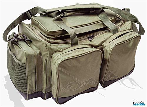 DD-Tackle Deluxe XL Carryall PU beschichtet Karpfentasche 60 x 30 x 35cm