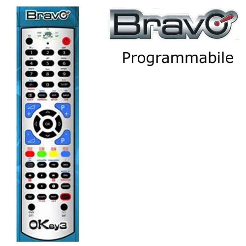 BRAVO! OKEY 3 Telecomando