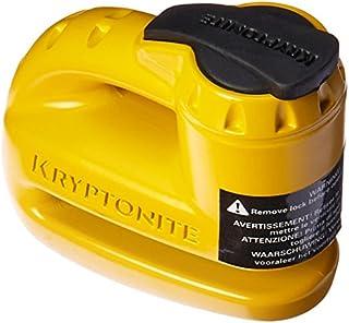 Kryptonite 000884 Keeper 5s Yellow Disc Lock