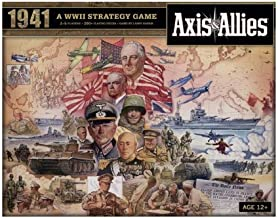 Axis and Allies 1941 Board Game by Axis & Allies 1941
