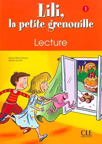 LILI, LA PETIT GREUILLE 1 - LECTURE (LILI LA PETITE GRENOUILLE)