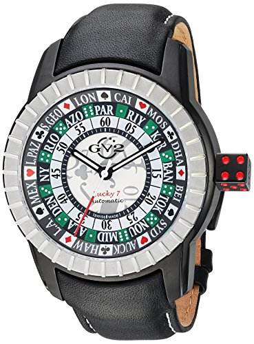 Gevril Orologio Automatico Man Lucky 7 48 mm