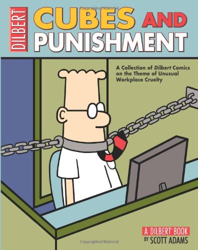 Dilbert 30 Cubes And Punishment