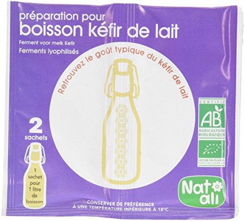 Nat-Ali Ferment Kefir de Lait Bio 12 g