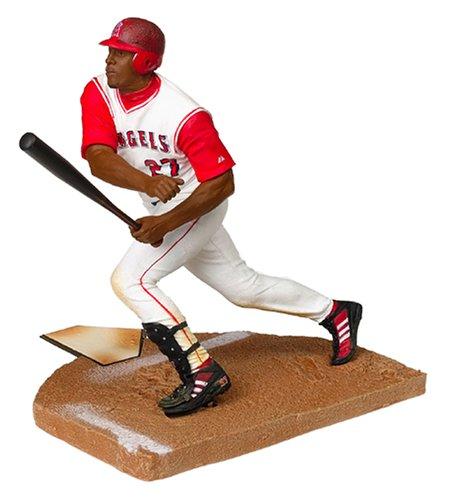 McFarlane Toys MLB Sports Picks Series 11 Action Figure Vladimir Guerrero (Anaheim Angels) White Jersey