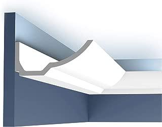 Cornice Moulding Indirect Lighting Ceiling coving Decoration 2 m Orac Decor C351 LUXXUS