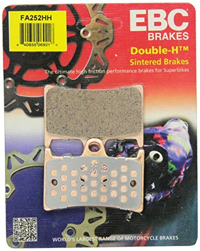 best brake pads for motorcycle racing