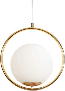 : Suspension Boule Verre : Luminaires & Eclairage