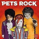 2021 Pets Rock 16-Month Wall Calendar