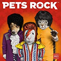 Pets Rock 2021 Calendar