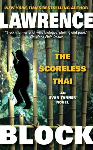 The Scoreless Thai (Evan Tanner Book 4) (English Edition)