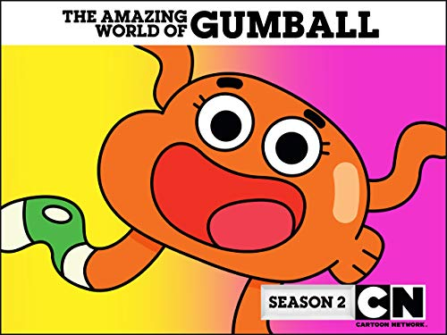 The Amazing World of Gumball, Vol.2