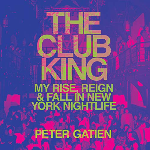The Club King cover art