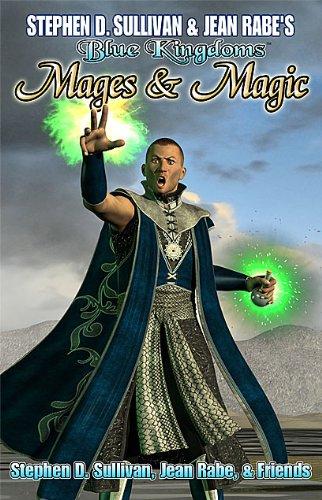 Blue Kingdoms: Mages & Magic (English Edition)