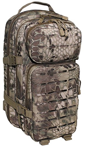 MFH US Rucksack Assault I Laser Daypack MOLLE (Snake FG)