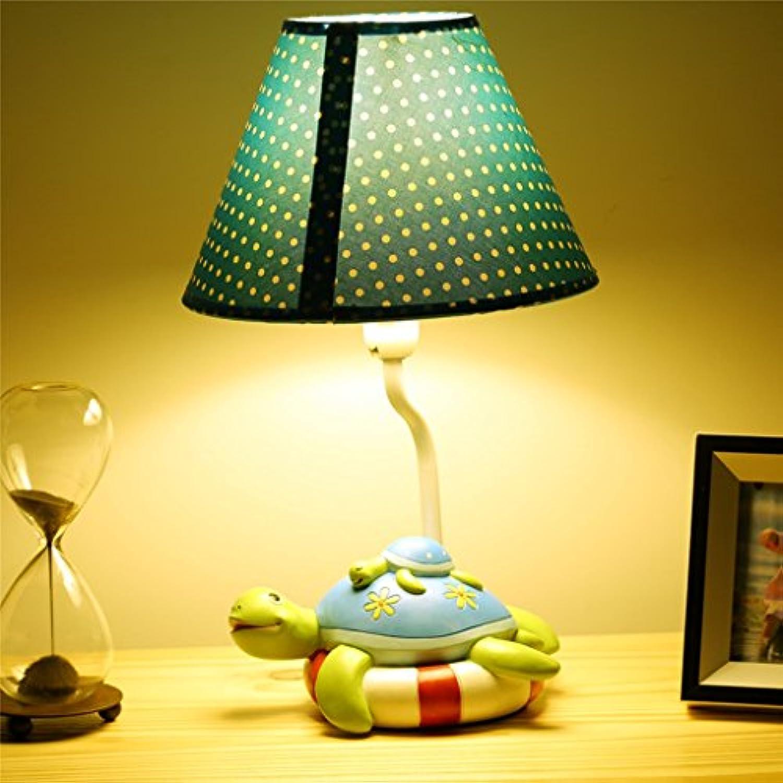 Tisch- & Nachttischlampen-WXP Kreative Augenschutz Lampe Kinderzimmer Schlafzimmer Nachttischlampe wohlig warmes Licht Geburtstags-Geschenk Art und Weise Nachttischlampe -WXP