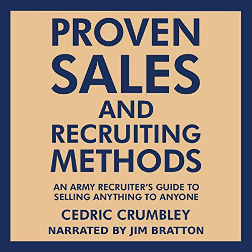 Proven Sales and Recruiting Methods audiobook cover art
