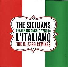 L'Italiano The DJ Serg Remixes