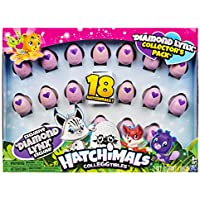 18-Count Hatchimals CollEGGtibles Diamond Lynx Season 2 Collector's Pack