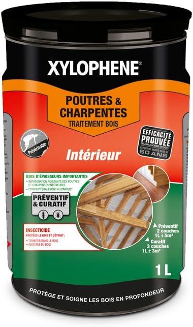 XYLOPHÈNE - Traitement Poutres & Charpentes