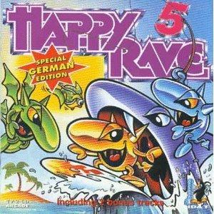 European Rave / Techno Music from the Mid 90s (CD Album 34 Tracks):