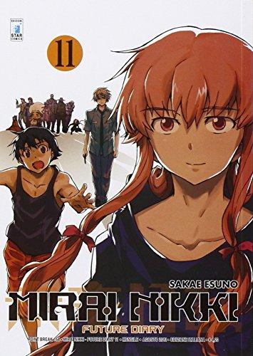 Mirai Nikki. Future diary: 11