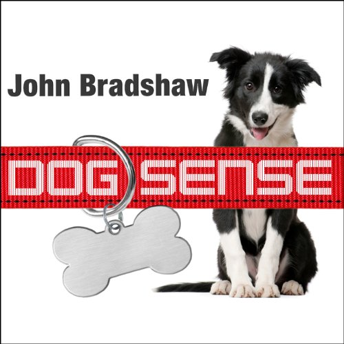 Dog Sense audiobook cover art